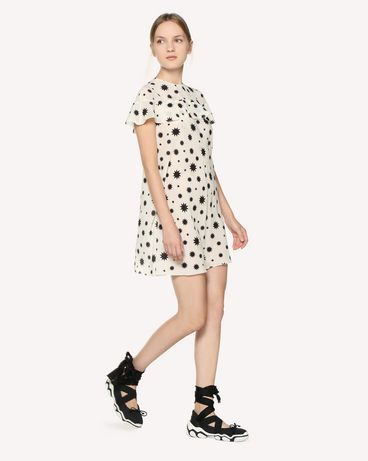 REDValentino RR3VAB15XKP 031 Printed dress Woman d