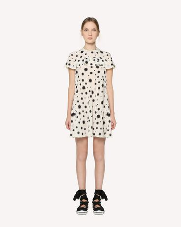 REDValentino RR3VAB15XKP 031 Printed dress Woman f