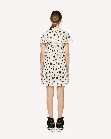 REDValentino RR3VAB15XKP 031 Printed dress Woman r