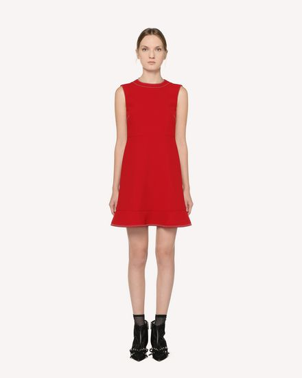 REDValentino Short dress Woman RR3VAA10LCC D05 f