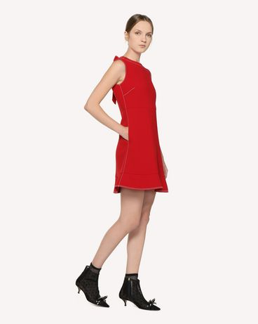 REDValentino RR3VAA10LCC D05 Short dress Woman d