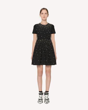 REDValentino RR3VA01AXZF 0NO Short dress Woman f