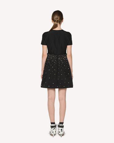 REDValentino RR3VA01AXZF 0NO Short dress Woman r