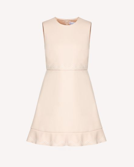 REDValentino Short dress Woman RR3VAD101Y1 377 a