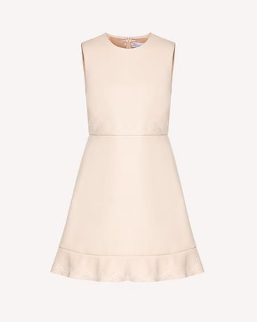 REDValentino RR3VAD101Y1 377 Short dress Woman a