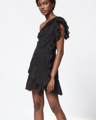 ISABEL MARANT ÉTOILE SHORT DRESS Woman TELLER dress r