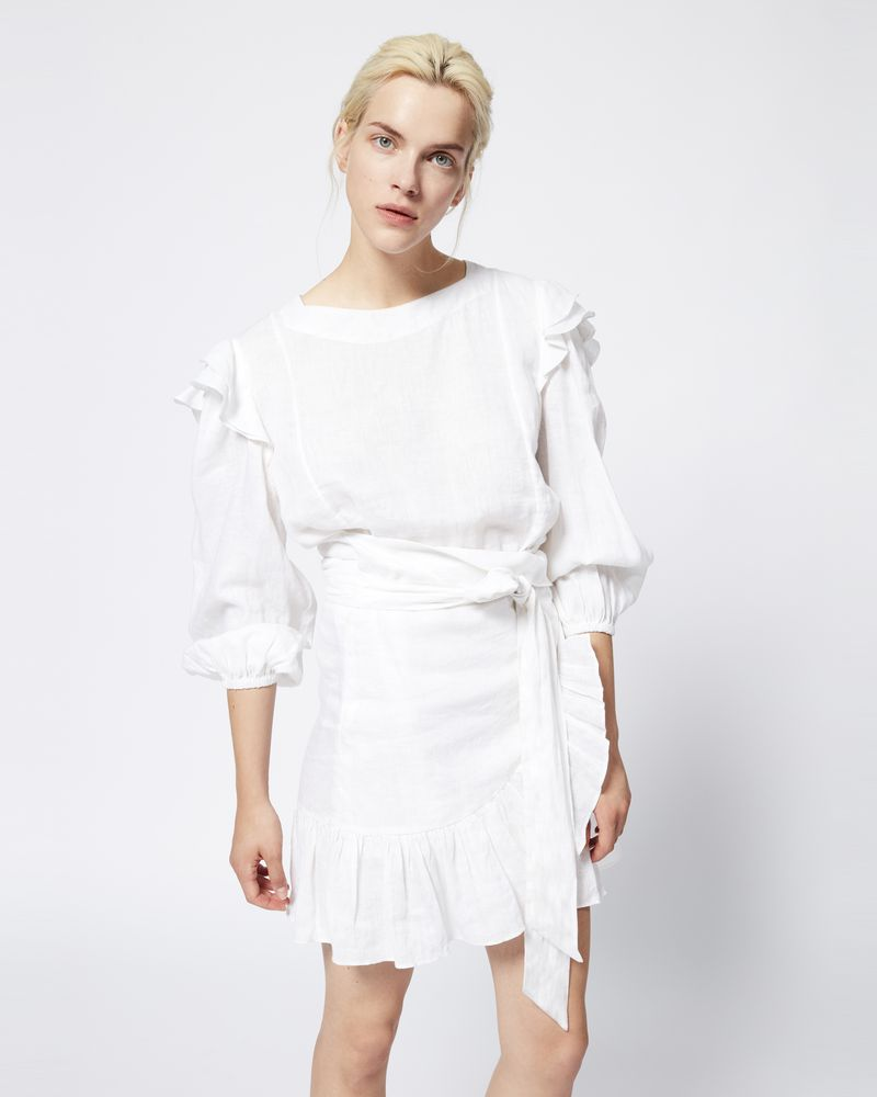 TELICIA dress ISABEL MARANT