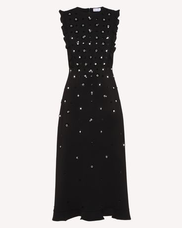 REDValentino RR3VA01DHQY 0NO Long dress Woman a