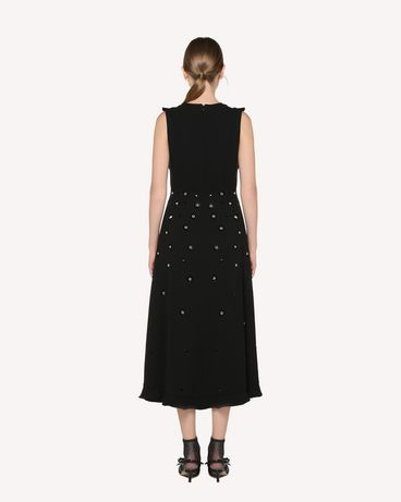 REDValentino RR3VA01DHQY 0NO Long and midi dresses Woman r