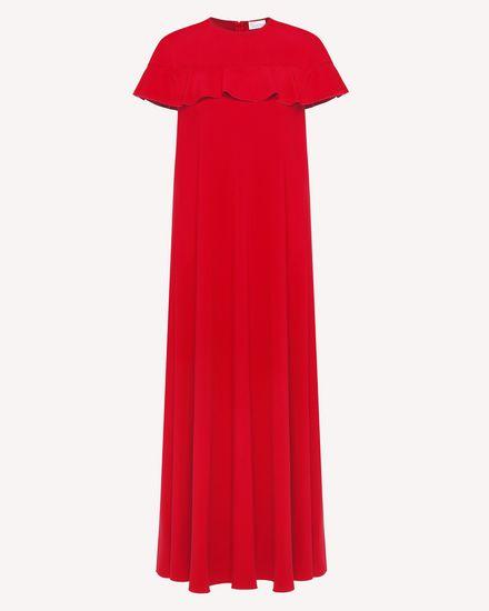 REDValentino Длинное платье Для Женщин RR3VAE950F1 D05 a