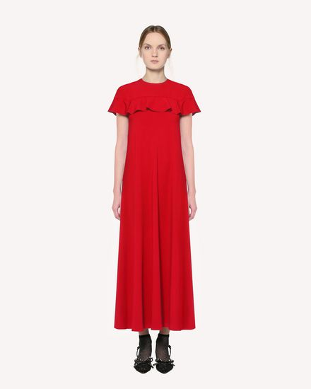 REDValentino Long dress Woman RR3VAE950F1 D05 f