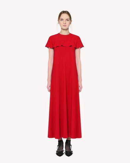 REDValentino Robe longue Femme RR3VAE950F1 D05 f