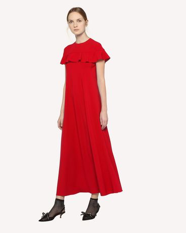 REDValentino RR3VAE950F1 D05 Long dress Woman d
