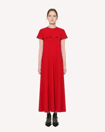 REDValentino RR3VAE950F1 D05 Long dress Woman f