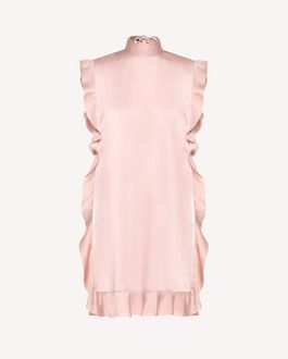 REDValentino Short dress Woman RR3VA01JPSB 377 a
