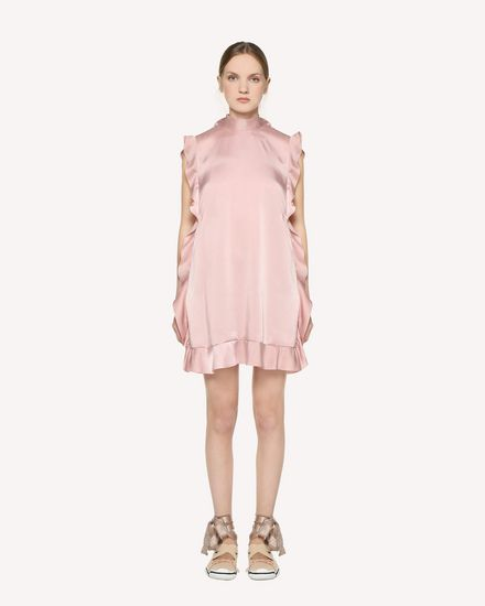 REDValentino Short dress Woman RR3VAA30HGA R13 f