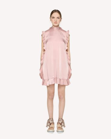 REDValentino RR3VAA30HGA R13 Short dress Woman f