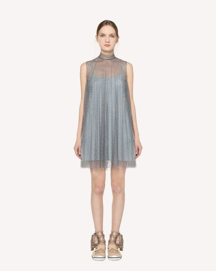 REDValentino Short dress Woman RR3VAA70QRI GZ7 f