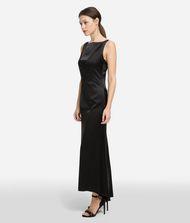 KARL LAGERFELD Fluted Hem Dress 9_f