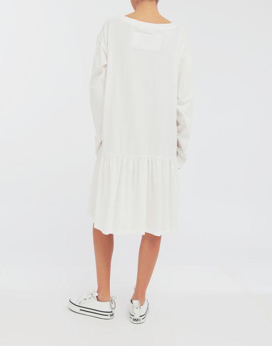 MM6 MAISON MARGIELA Oversized Rainbowmaker print dress Short dress [*** pickupInStoreShipping_info ***] e