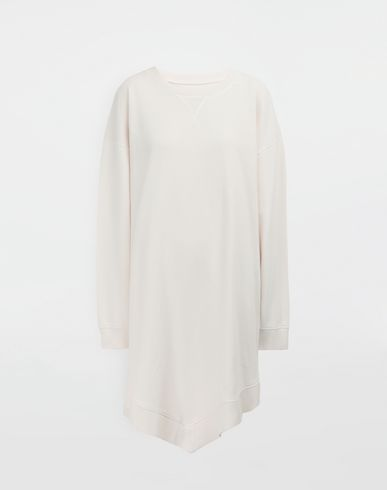 MM6 MAISON MARGIELA Robe courte [*** pickupInStoreShipping_info ***] Robe pull oversize f