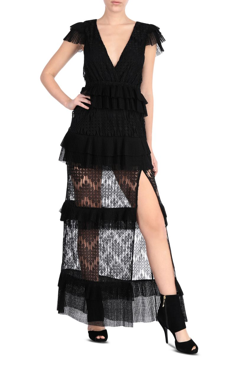 JUST CAVALLI Long lace dress Long dress [*** pickupInStoreShipping_info ***] d