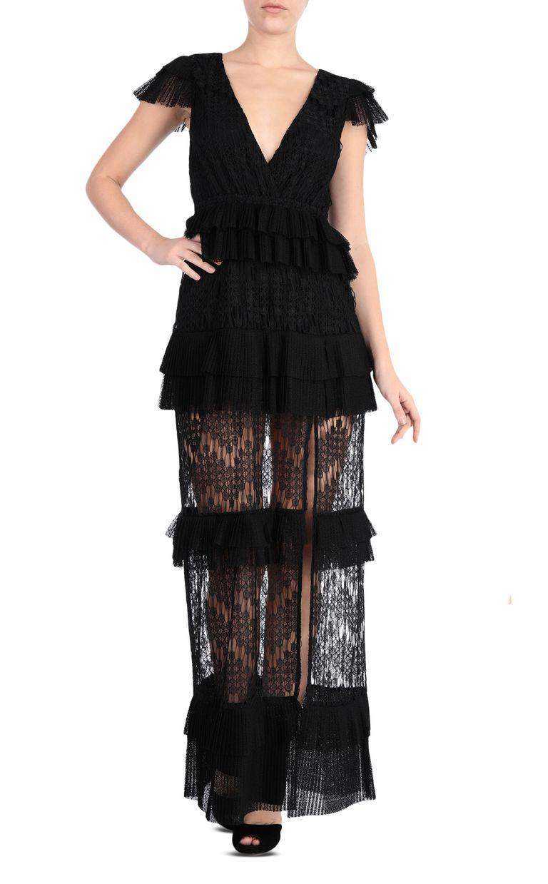 JUST CAVALLI Long lace dress Long dress Woman f