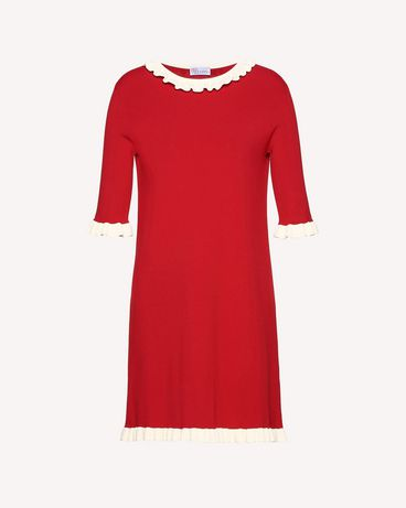 REDValentino RR3KDA24TSJ D05 Knit Dress Woman a