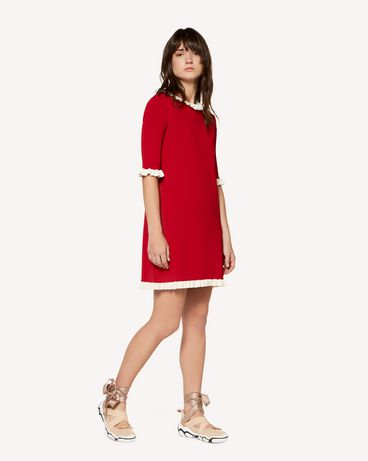 REDValentino RR3KDA24TSJ D05 Knit Dress Woman d