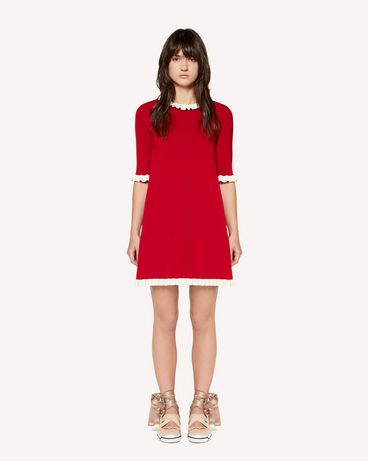 REDValentino RR3KDA24TSJ D05 Knit Dress Woman f