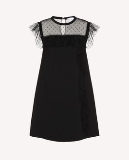 REDValentino Short dress Woman RR0MJ01HQNK 0NO a