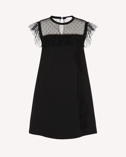 REDValentino Short dress Woman RR3MJ00BIQV 0NO a