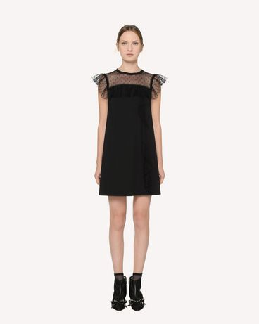 REDValentino RR3MJ00BIQV 0NO Short dress Woman f