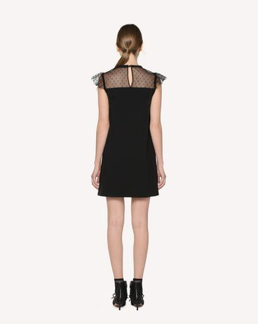 REDValentino RR3MJ00BIQV 0NO Short dress Woman r