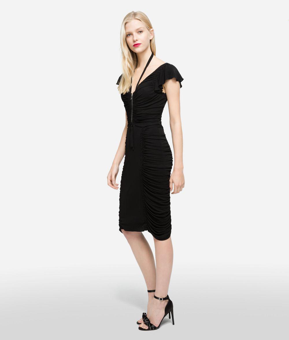 KARL LAGERFELD Ruched Dress Dress Woman d