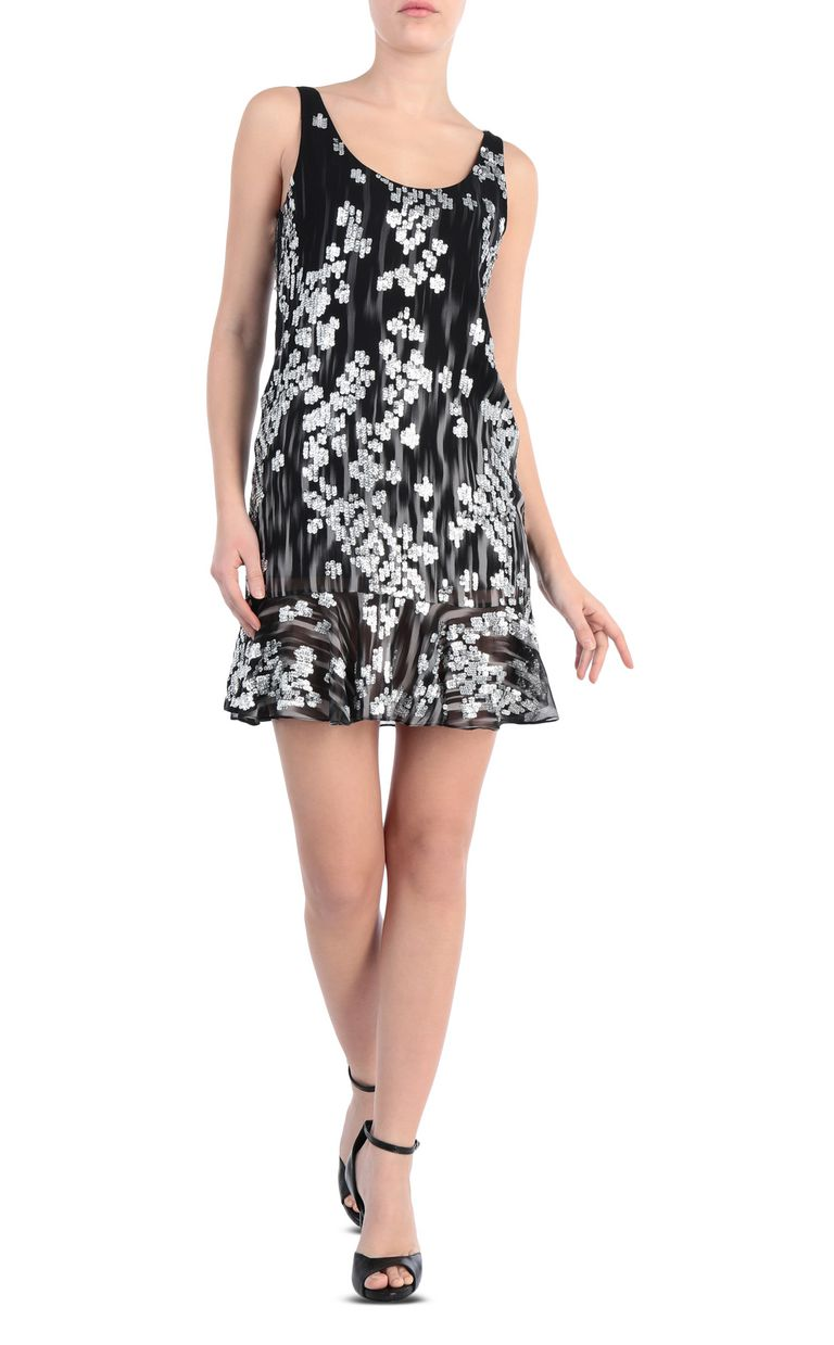 JUST CAVALLI Mini dress with sequins Dress [*** pickupInStoreShipping_info ***] d