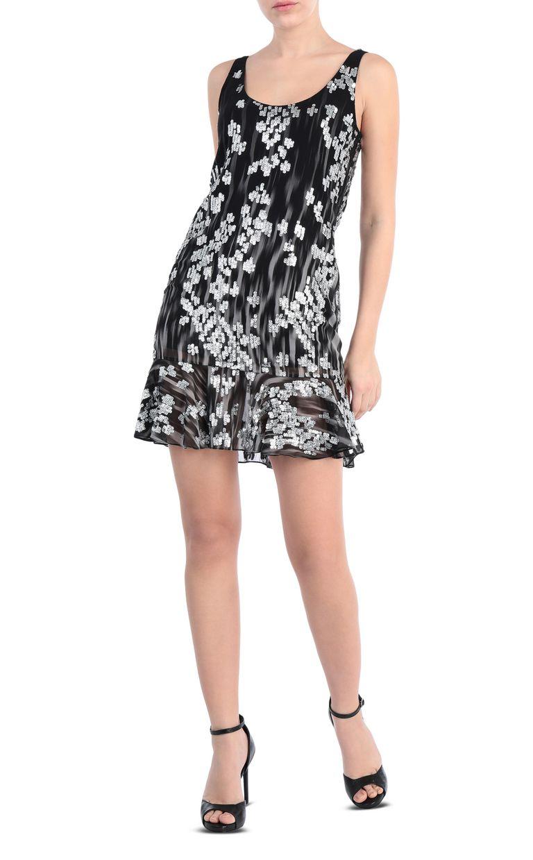 JUST CAVALLI Mini dress with sequins Dress [*** pickupInStoreShipping_info ***] f