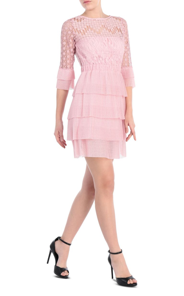 JUST CAVALLI Short lace dress Dress Woman d