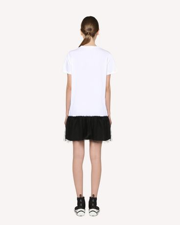 REDValentino RR3MJ00VDAF A01 Short dress Woman r