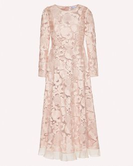 REDValentino Printed dress Woman RR3VAB20LNM 377 a