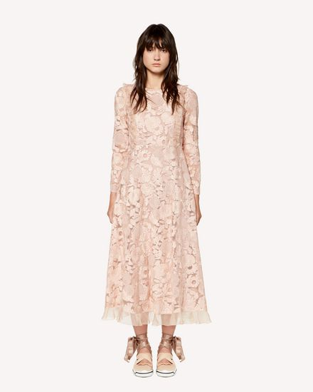 REDValentino Long dress Woman RR3VA02RPSB 377 f