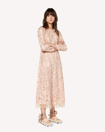REDValentino RR3VA02RPSB 377 Long and midi dresses Woman d