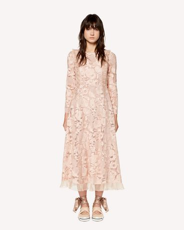 REDValentino RR3VA02RPSB 377 Long and midi dresses Woman f