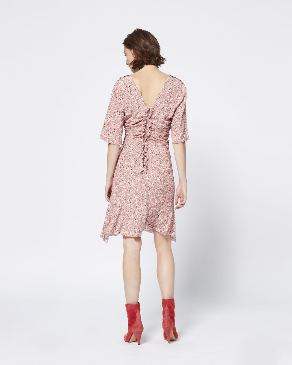 Isabel Marant - ARODIE dress - 4