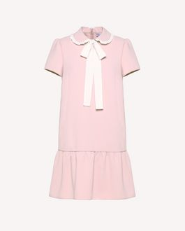 REDValentino Short dress Woman TR3KDB384WG D77 a