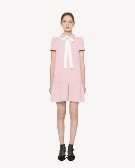 REDValentino Short dress Woman RR3VA6C5DIP GD8 f