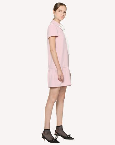 REDValentino RR3VA6C5DIP GD8 Short dress Woman d
