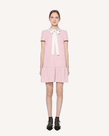 REDValentino RR3VA6C5DIP GD8 Short dress Woman f