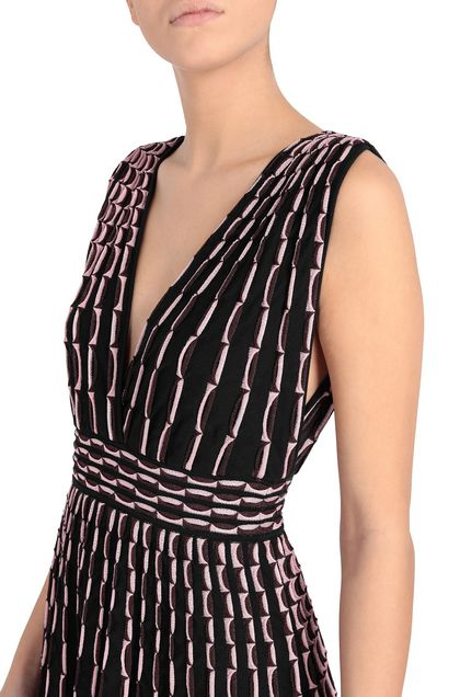 M MISSONI Minidress Black Woman - Front