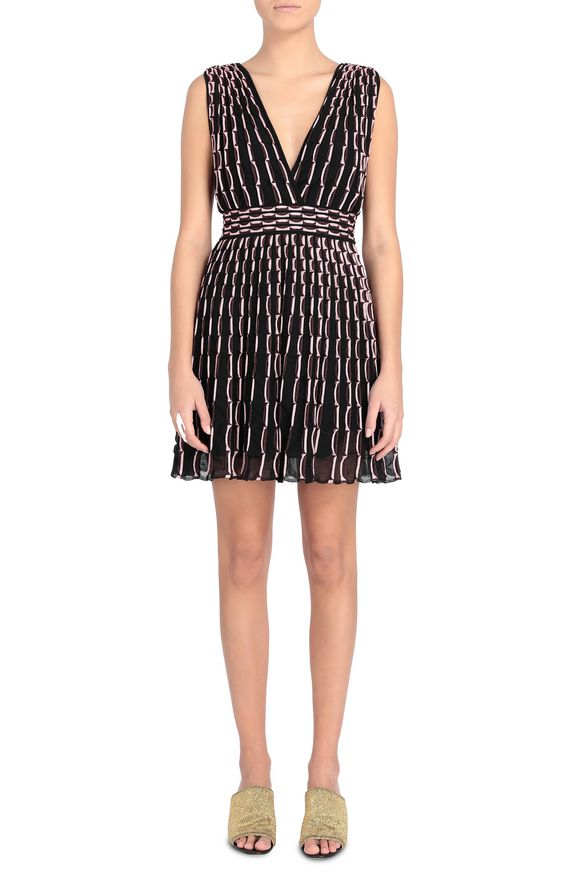 M MISSONI Minidress Woman, Frontal view